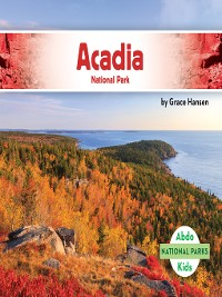 Cover Acadia National Park