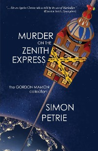 Cover Murder on the Zenith Express
