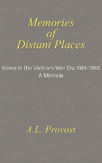 Cover Memories of Distant Places