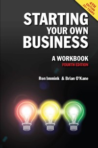 Cover Starting Your Own Business: A Workbook 4th edition