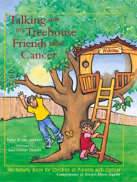 Cover Talking with My Treehouse Friends about Cancer