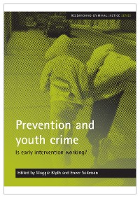 Cover Prevention and youth crime
