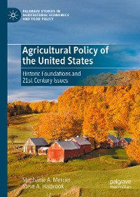 Cover Agricultural Policy of the United States