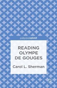 Cover Reading Olympe de Gouges