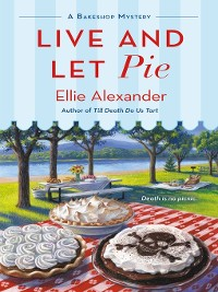 Cover Live and Let Pie