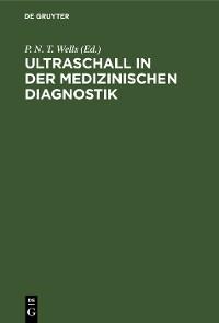 Cover Ultraschall in der medizinischen Diagnostik