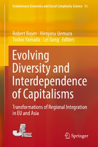 Cover Evolving Diversity and Interdependence of Capitalisms