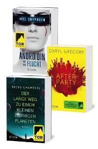 Cover Starke Frauen - Das Fischer Tor Science-Fiction-Bundle
