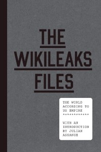 Cover WikiLeaks Files