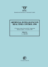 Cover Artificial Intelligence in Real-Time Control 1994