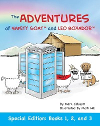 Cover The Adventures of Safety Goat and Leo Boxador: Special Edition
