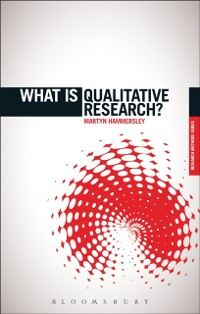 Cover What is Qualitative Research?