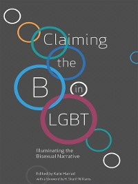 Cover Claiming the B in LGBT