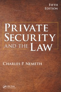 Cover Private Security and the Law