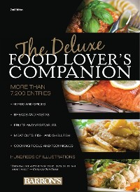 Cover The Deluxe Food Lover's Companion