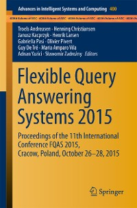 Cover Flexible Query Answering Systems 2015