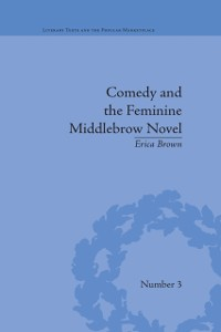 Cover Comedy and the Feminine Middlebrow Novel