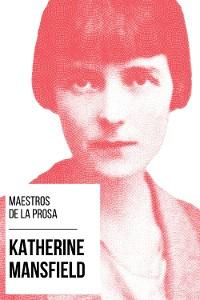 Cover Maestros de la Prosa - Katherine Mansfield