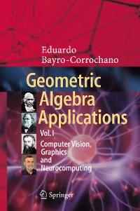 Cover Geometric Algebra Applications Vol. I