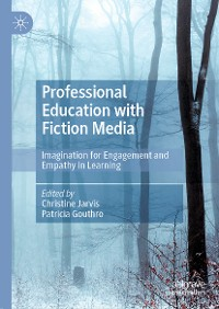 Cover Professional Education with Fiction Media
