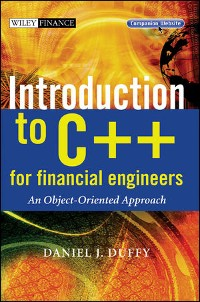 Cover Introduction to C++ for Financial Engineers