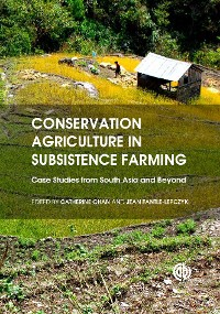 Cover Conservation Agriculture in Subsistence Farming
