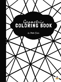 Cover Geometric Patterns Coloring Book for Teens & Young Adults