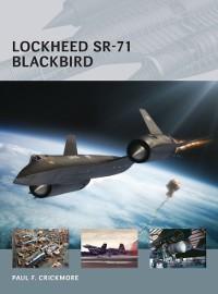 Cover Lockheed SR-71 Blackbird