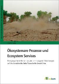 Cover Ökosystemare Prozesse und Ecosystem Services