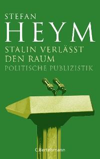 Cover Stalin verläßt den Raum