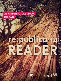 Cover re:publica Reader 2014 – Tag 2