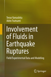 Cover Involvement of Fluids in Earthquake Ruptures