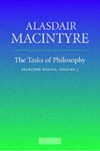 Cover Tasks of Philosophy: Volume 1