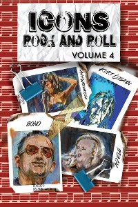 Cover Orbit: Icons of Rock and Roll #4: Kurt Cobain, Amy Winehouse, Adele & Bono