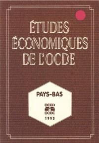 Cover Etudes economiques de l'OCDE : Pays-Bas 1993