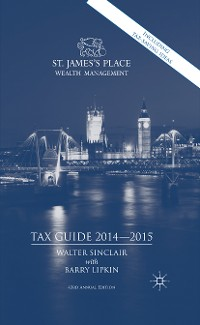 Cover St. James's Place Tax Guide 2014-2015