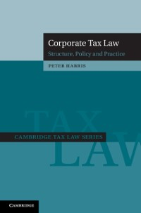 Cover Corporate Tax Law