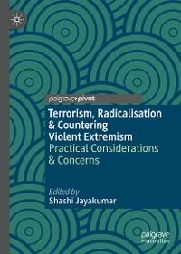 Cover Terrorism, Radicalisation & Countering Violent Extremism