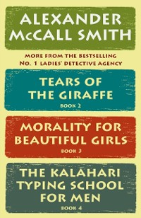 Cover No. 1 Ladies' Detective Agency Box Set (Books 2-4)