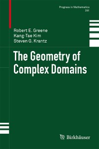 Cover The Geometry of Complex Domains