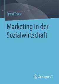 Cover Marketing in der Sozialwirtschaft