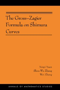 Cover The Gross-Zagier Formula on Shimura Curves