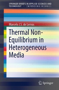 Cover Thermal Non-Equilibrium in Heterogeneous Media