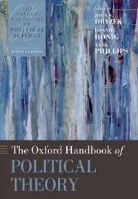 Cover Oxford Handbook of Political Theory