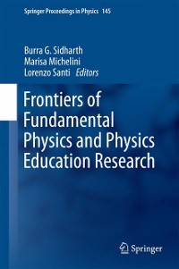 Cover Frontiers of Fundamental Physics and Physics Education Research