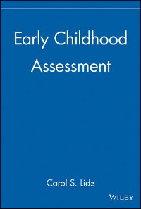 Cover Early Childhood Assessment