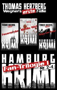 Cover Fantrilogie I: Wegners erste Fälle (Teil2-4)
