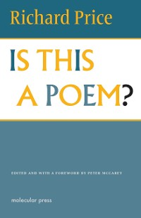 Cover Is This a Poem?