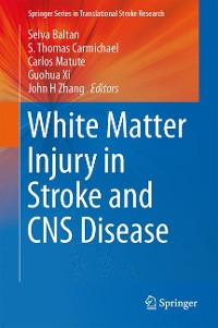 Cover White Matter Injury in Stroke and CNS Disease