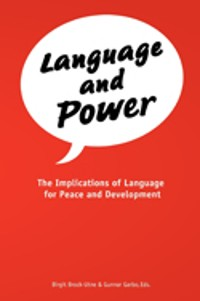 Cover Language and Power. The Implications of Language for Peace and Development